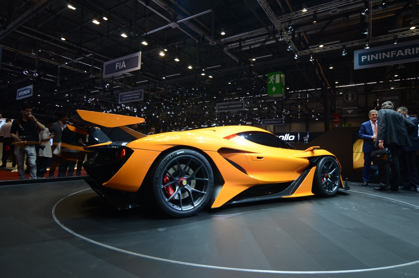 Apollo Arrow фото