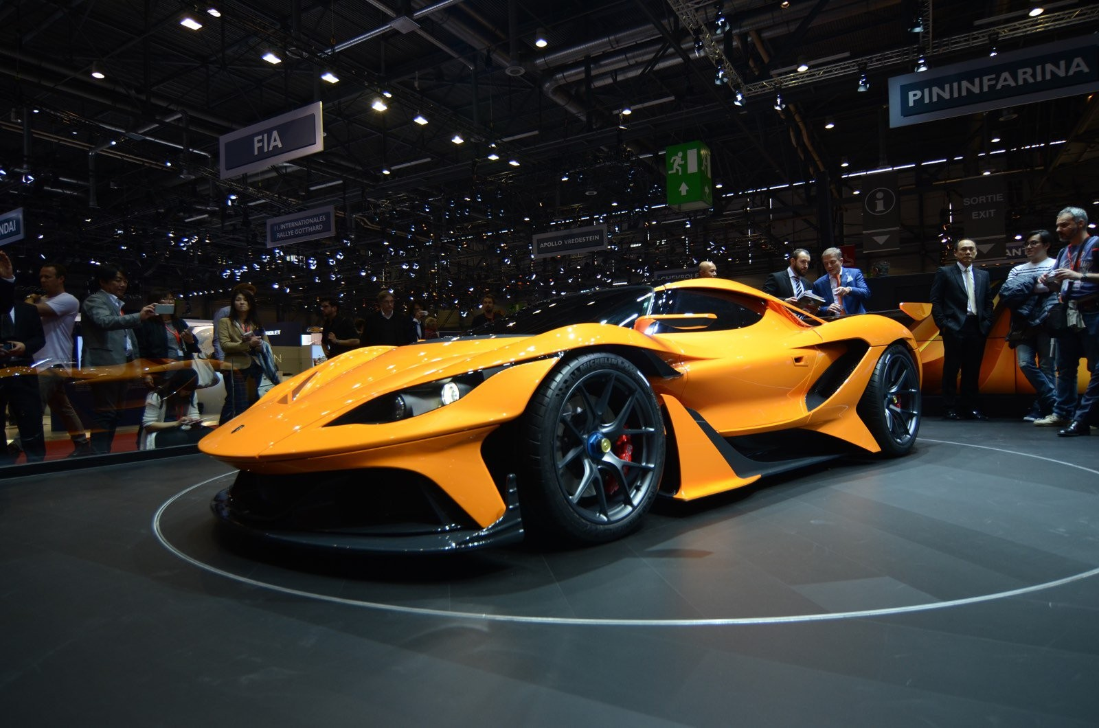 Фото Apollo Arrow