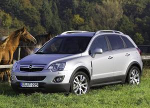 Opel Antara авто