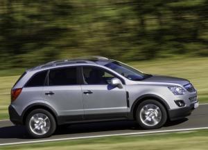 Opel Antara фото авто