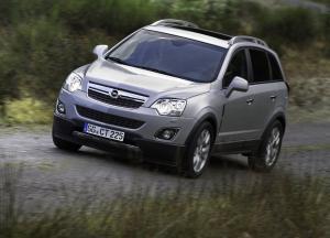 Opel Antara фото