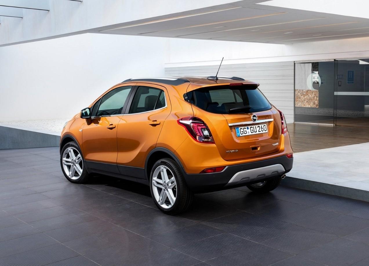 Авто Opel Mokka X