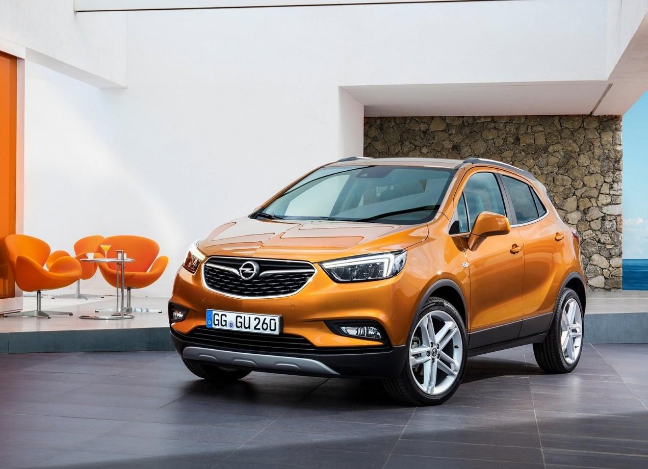 Opel Mokka X фото