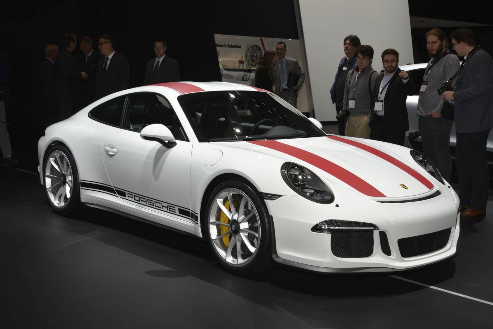 Porsche 911 R фото