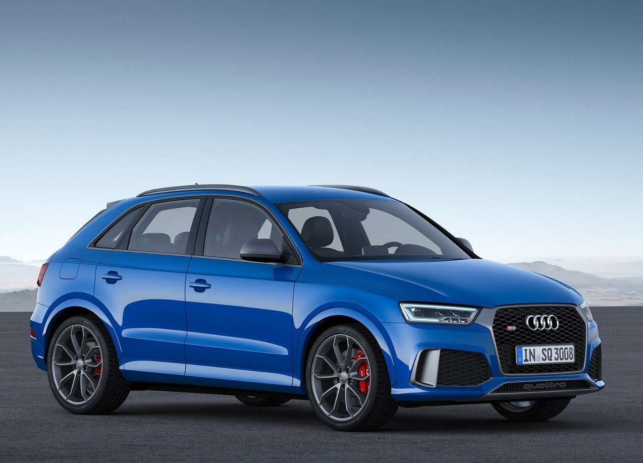 Audi RS Q3 performance фото