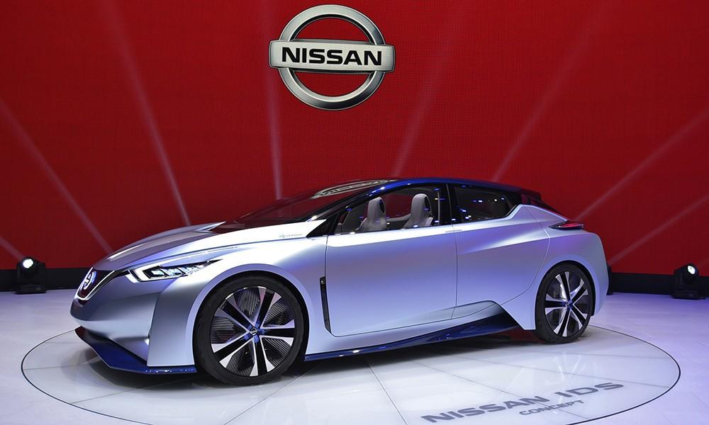 Nissan IDS Concept авто