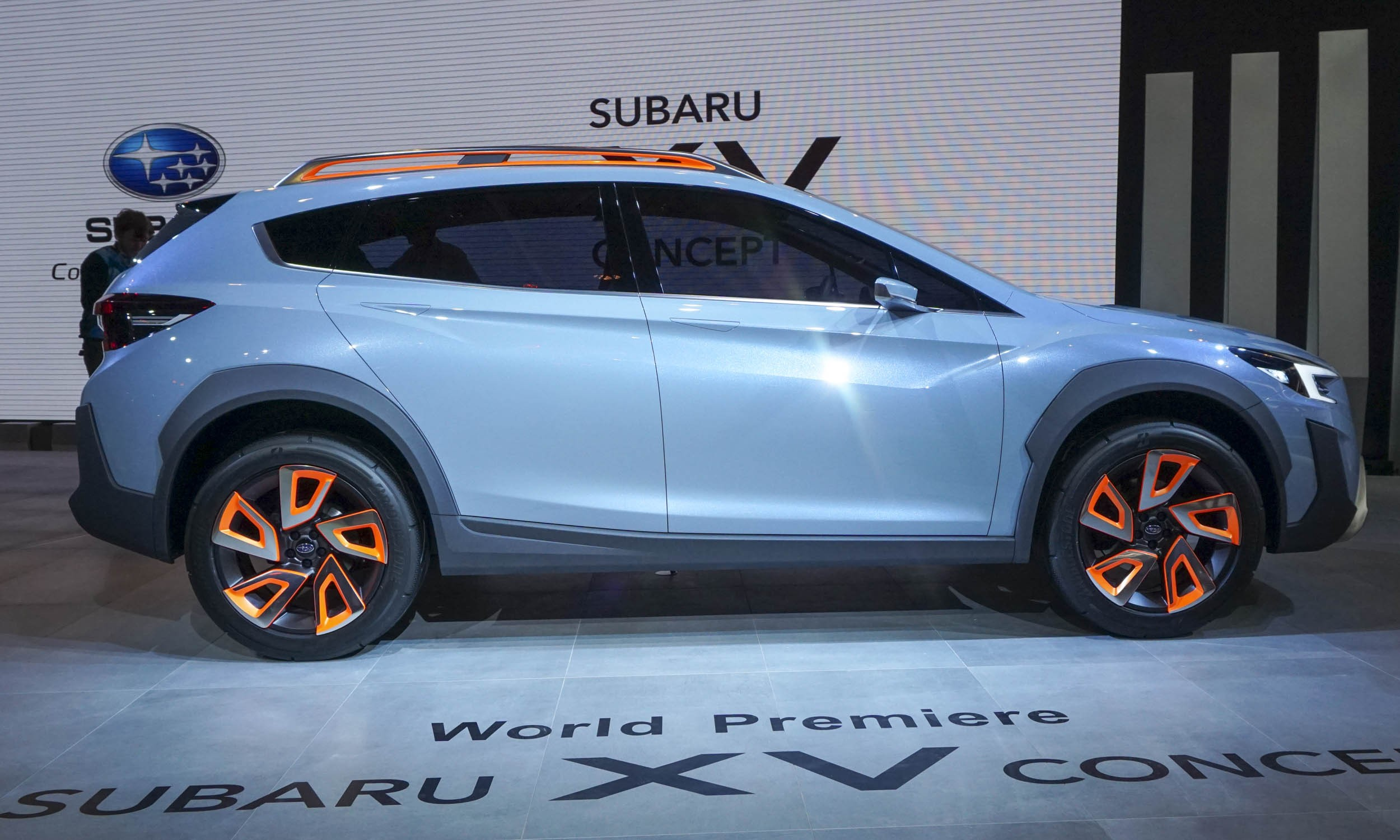 Subaru XV авто