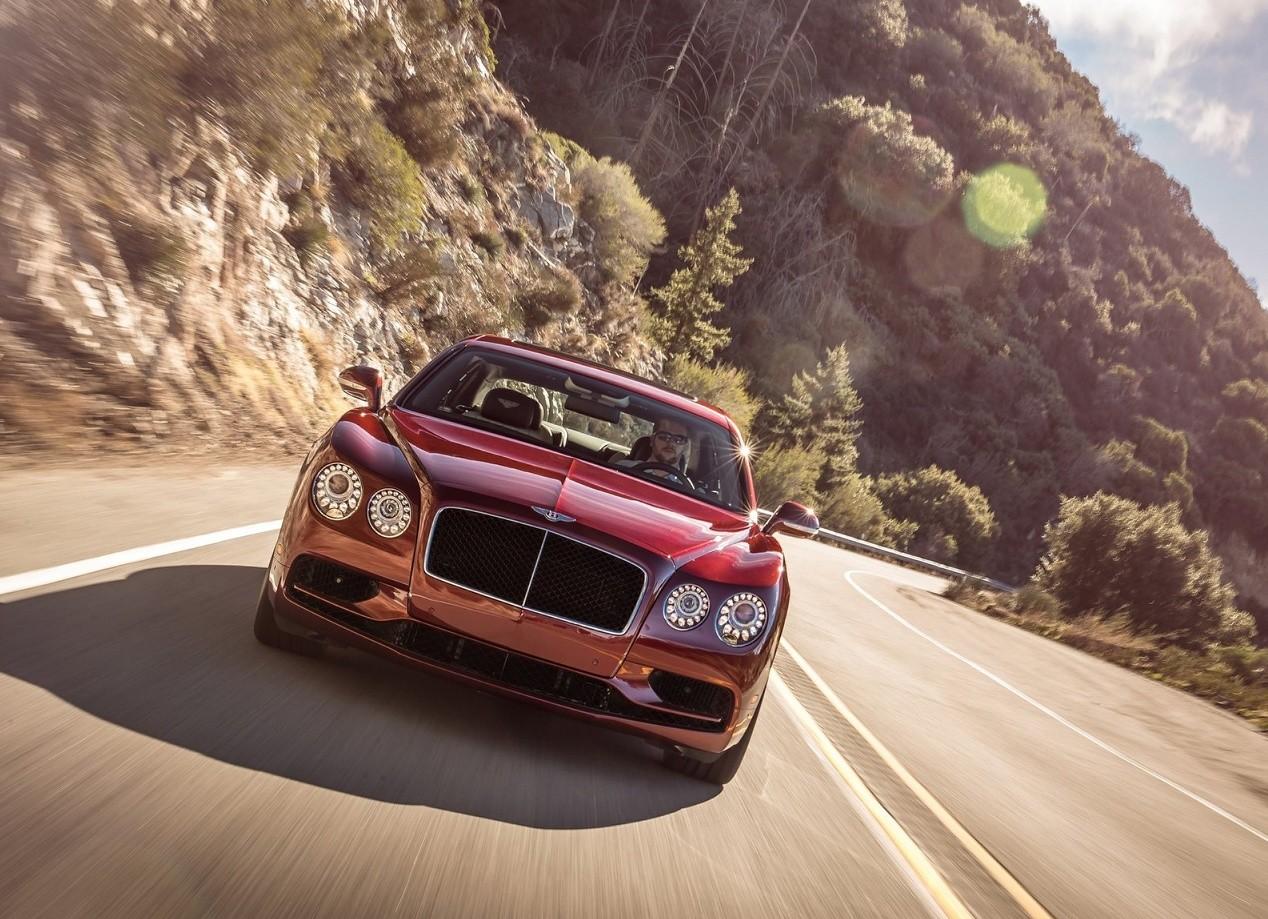 Bentley Flying Spur V8 S фото