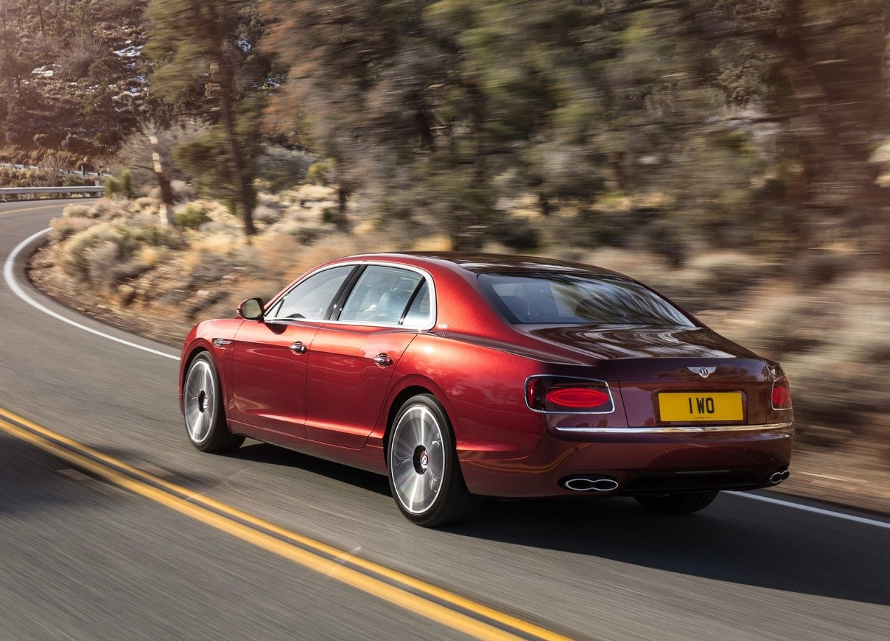 Авто Bentley Flying Spur V8 S