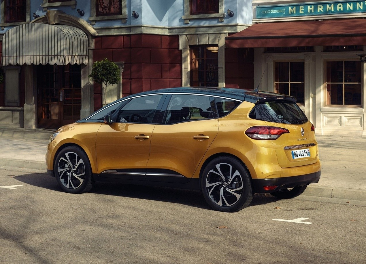 Renault Scenic авто