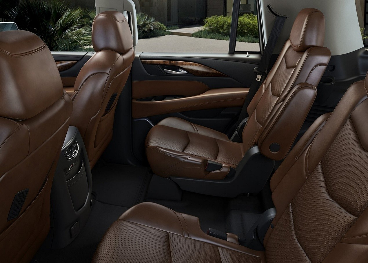 Cadillac Escalade Фото салон