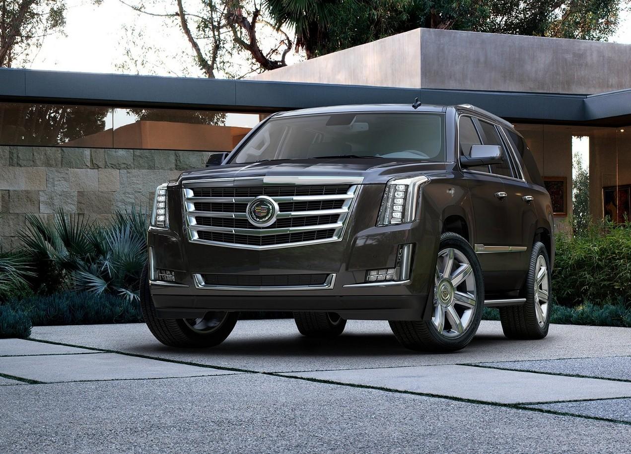 Cadillac Escalade автомобиль