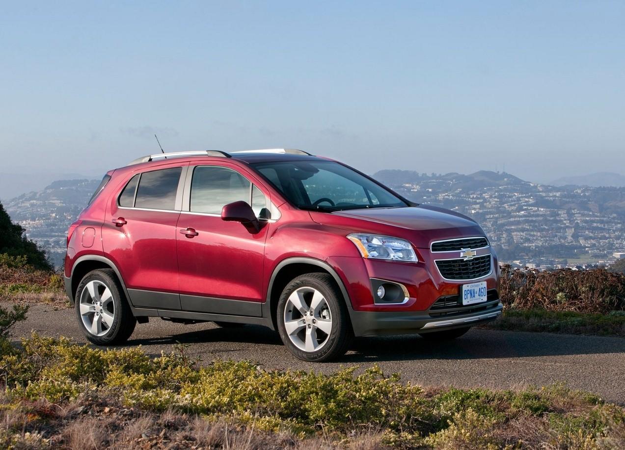 Chevrolet Tracker фото