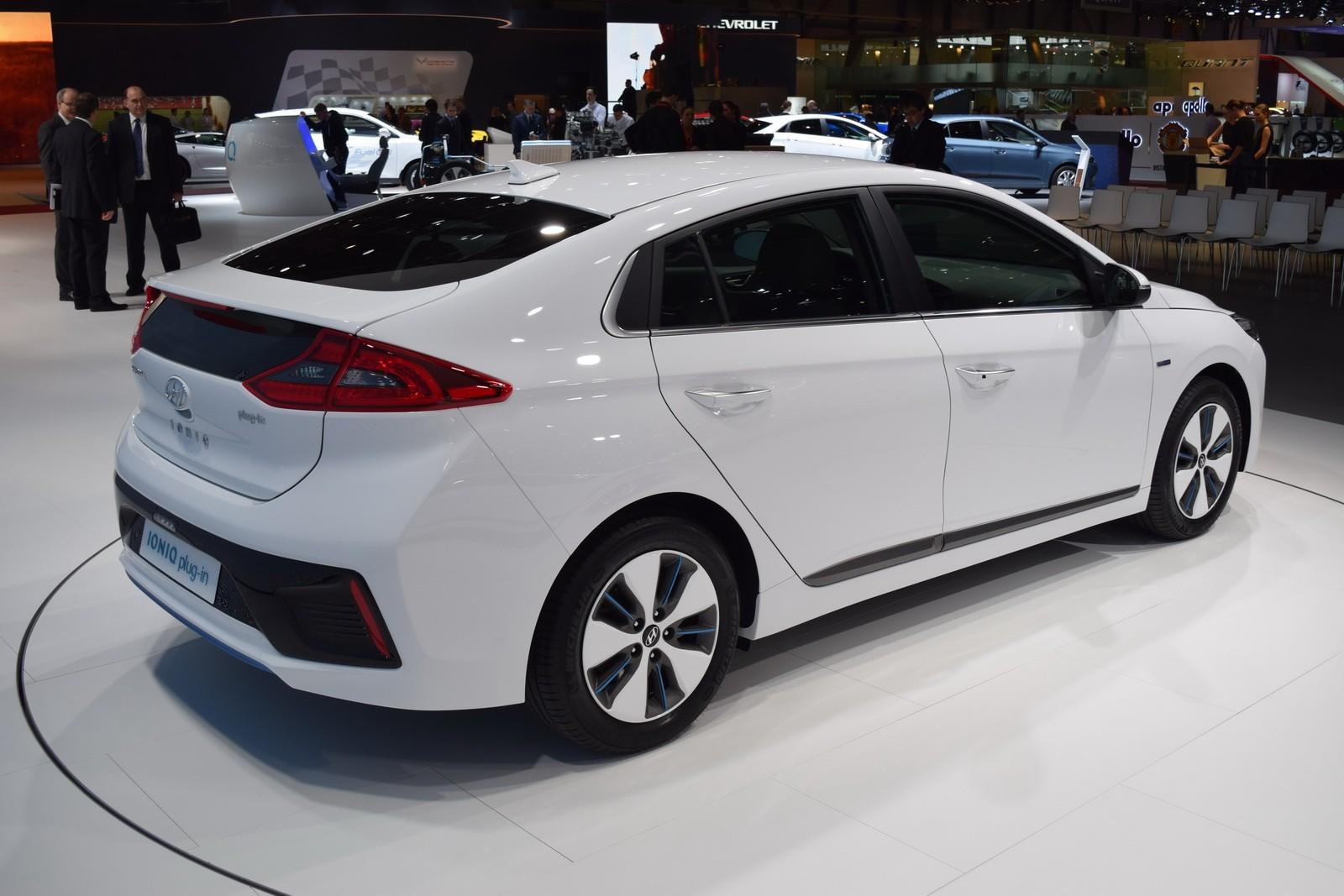 Авто Hyundai Ioniq