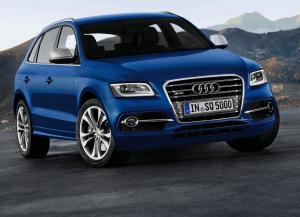 Audi SQ5 авто