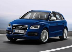 Audi SQ5 фото