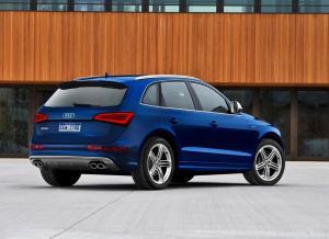 Audi SQ5 фото авто
