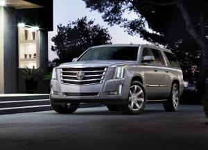 Cadillac Escalade фотография