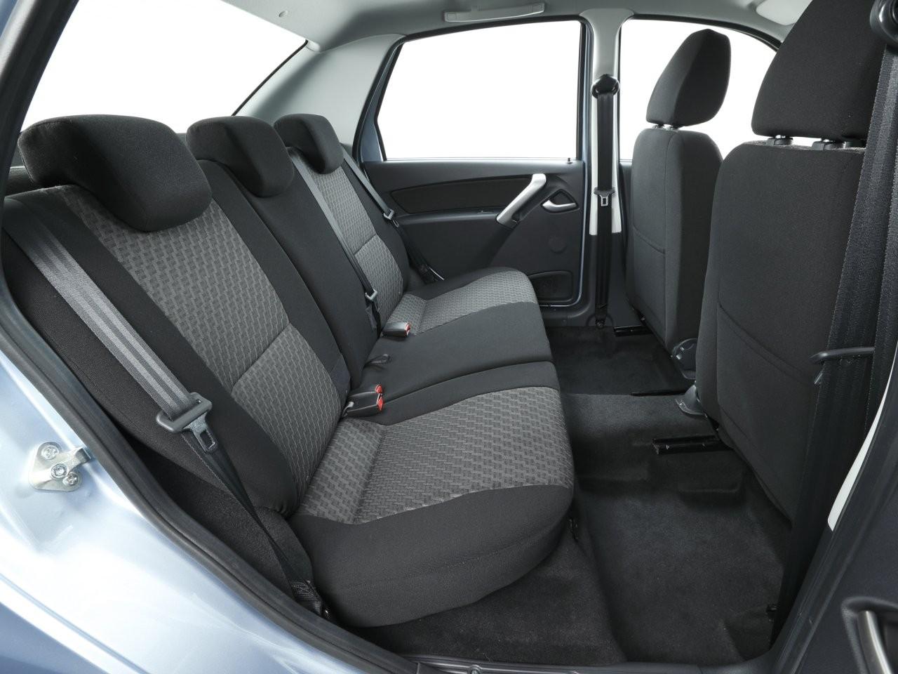 Datsun on-DO фото салон
