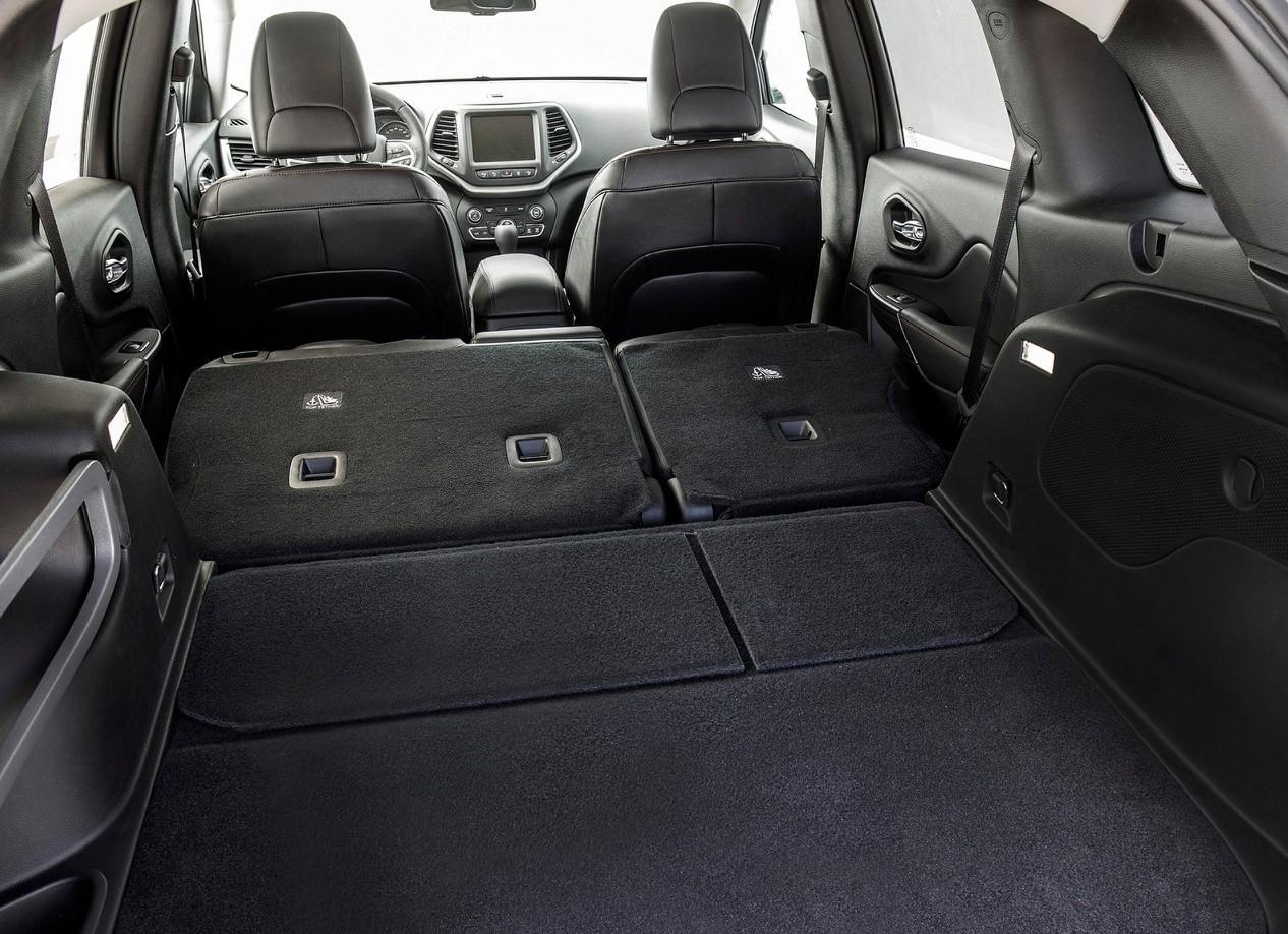 Jeep Cherokee багажник