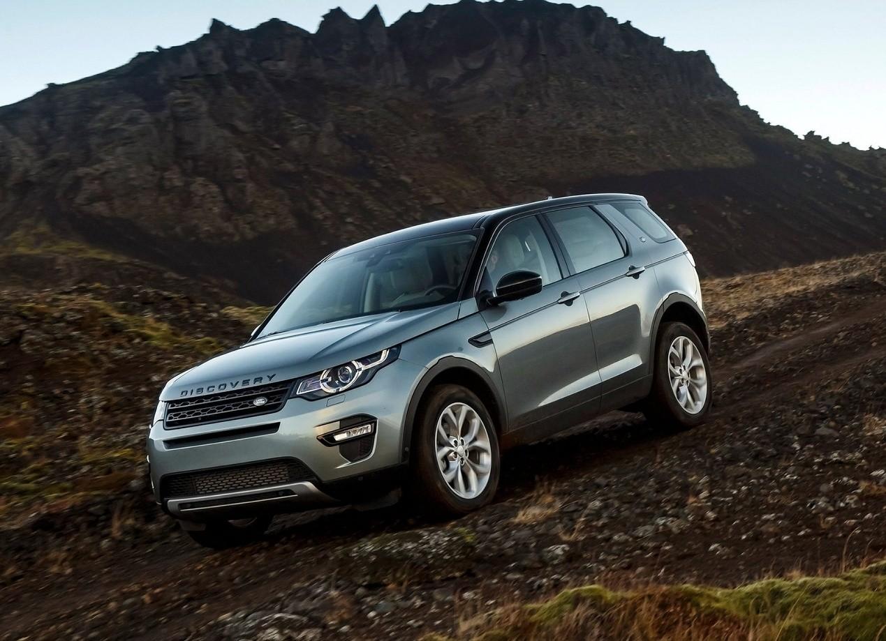 Land Rover Discovery Sport автомобиль