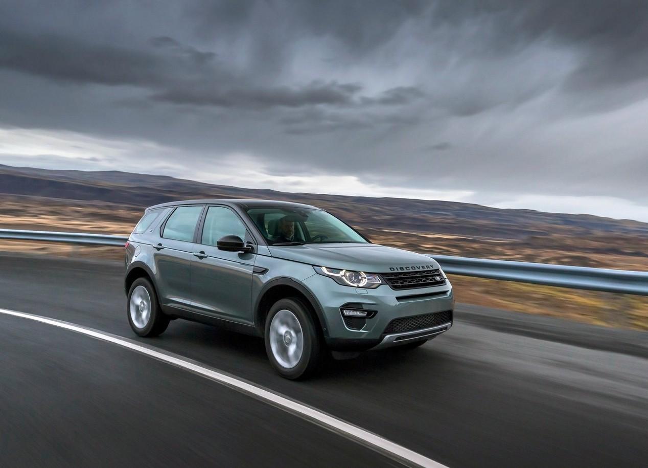 Land Rover Discovery Sport фотография автомобиля