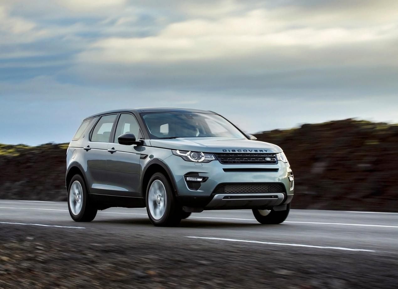 Land Rover Discovery Sport фотография авто