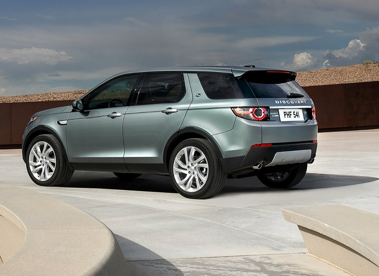 Land Rover Discovery Sport фотография