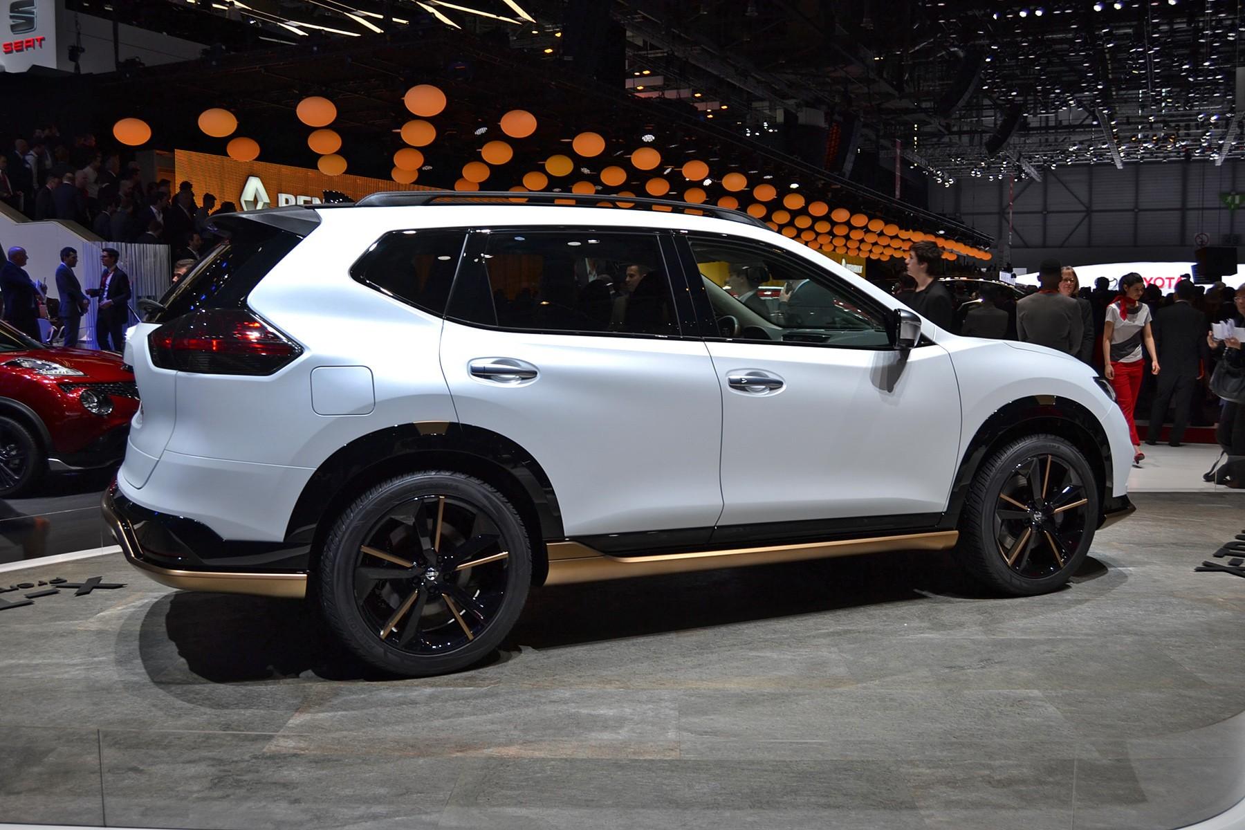 Nissan X-Trail фото