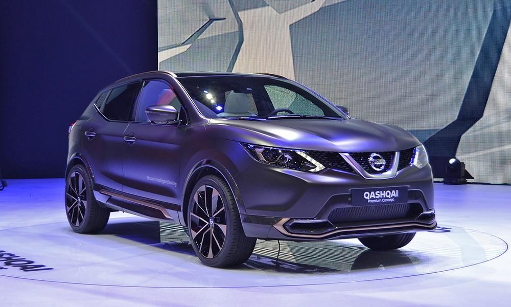 Nissan Qashqai Premium фото