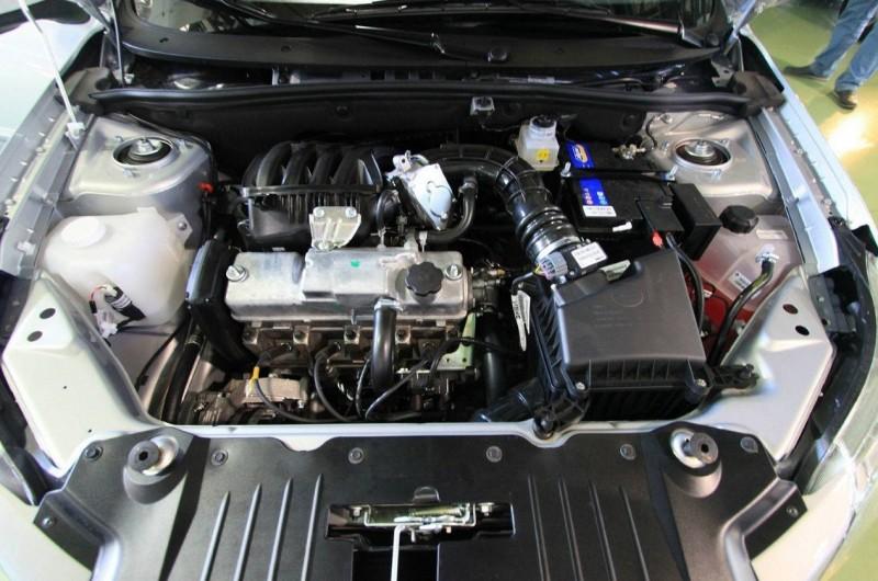 Datsun on-DO двигатель