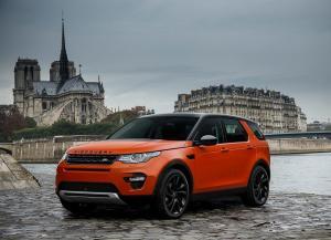 Land Rover Discovery Sport внедорожник