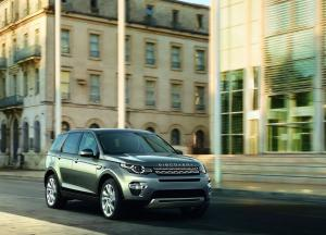 Land Rover Discovery Sport авто