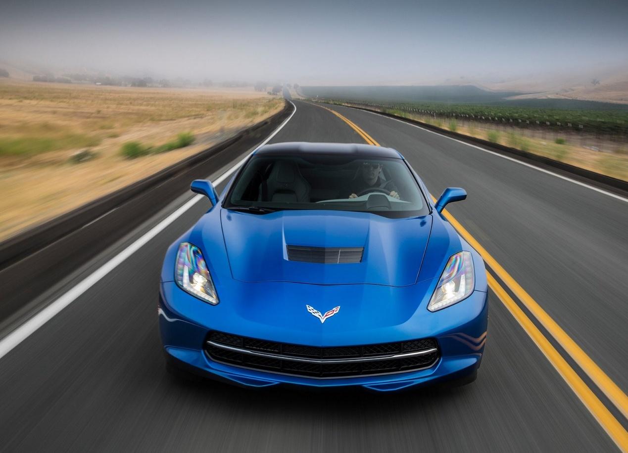 2014 corvette stingray price range