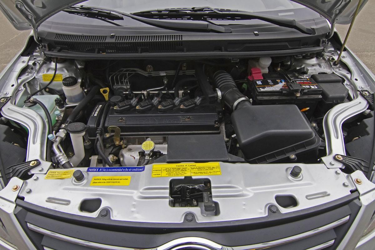 Lifan Celliya двигатель