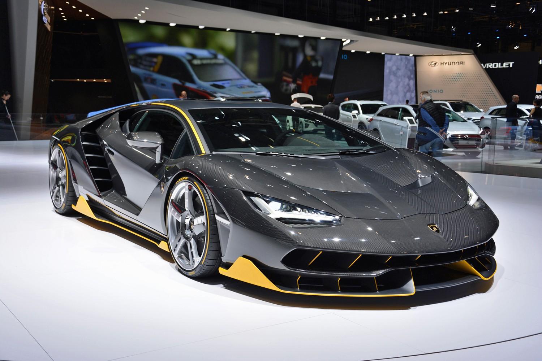 Lamborghini Centenario фото