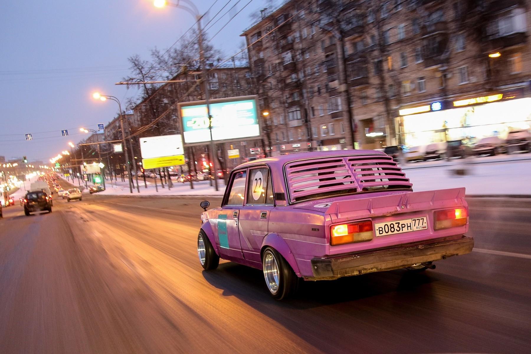 Фото ВАЗ 2107