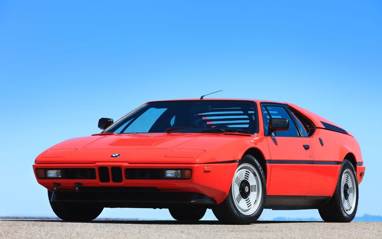 BMW-M1 фото