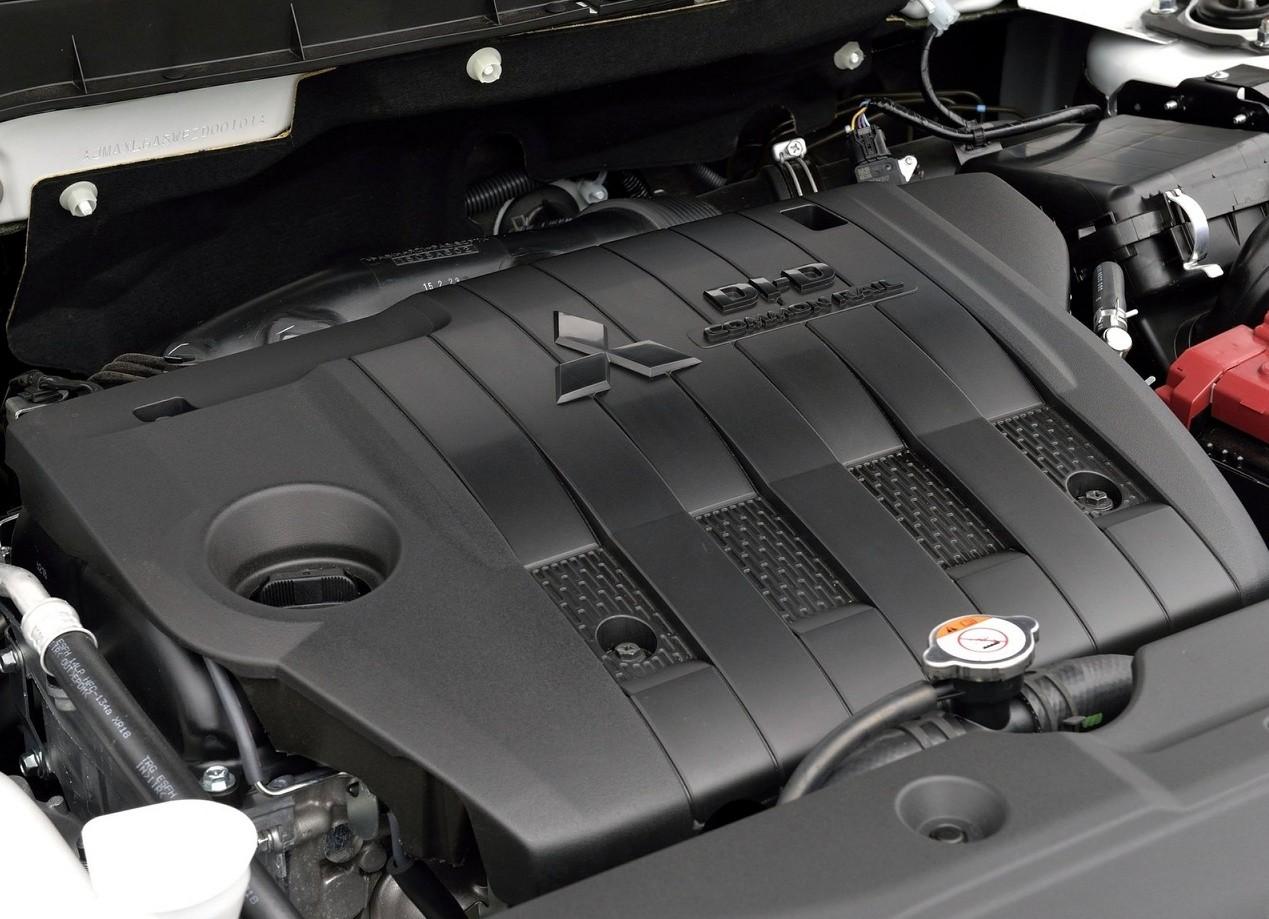 Mitsubishi ASX двигатель