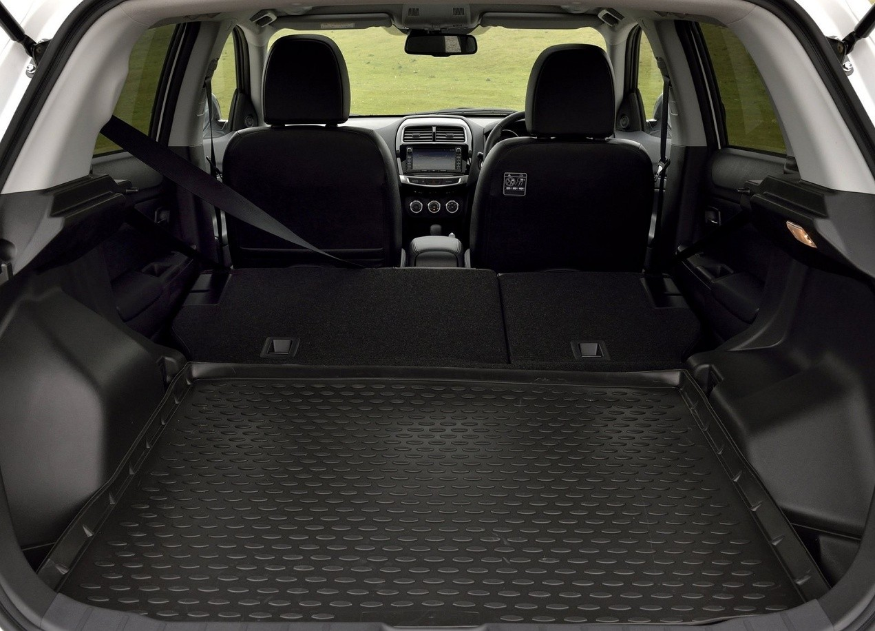 Mitsubishi ASX багажник