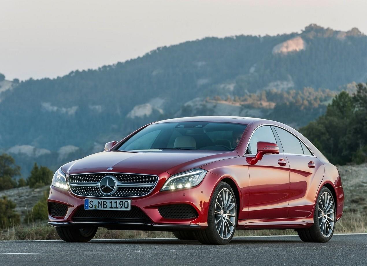 Mercedes-Benz CLS-Class фотография авто