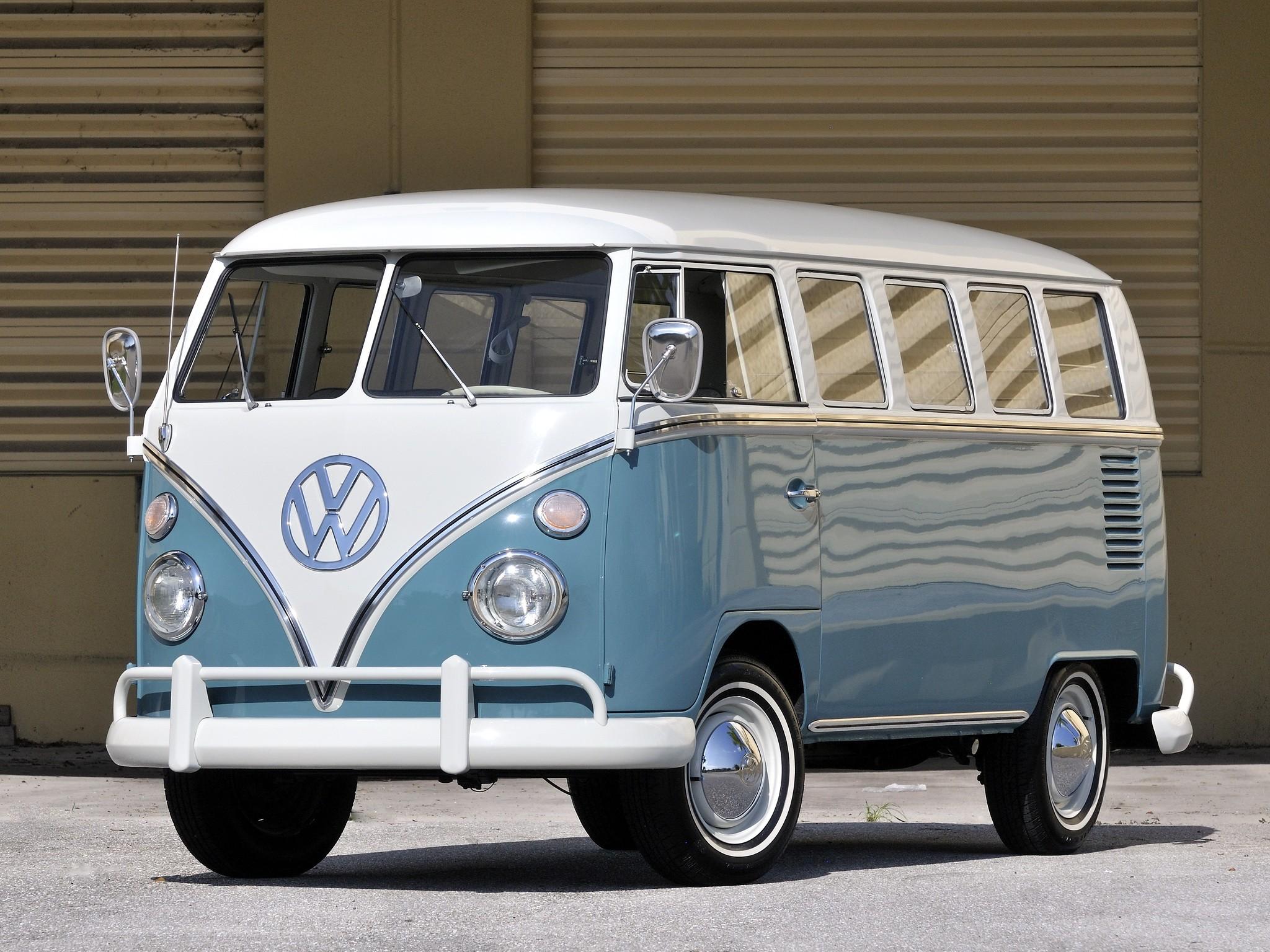 Volkswagen T1 фото