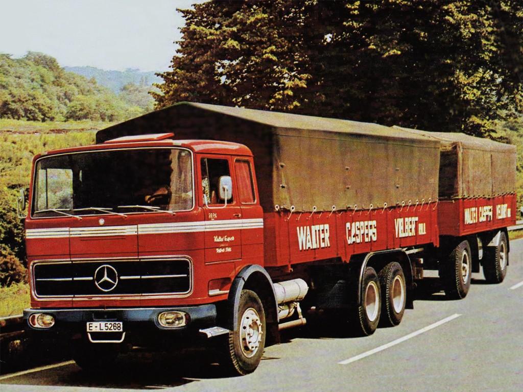 Mercedes-Benz LP 2224 фото