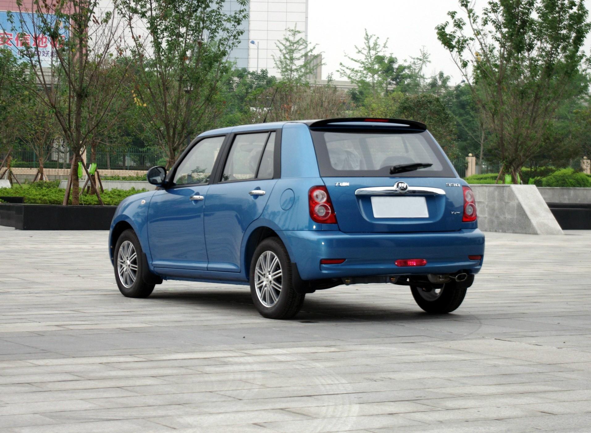 Lifan Smily 330 автомобиль