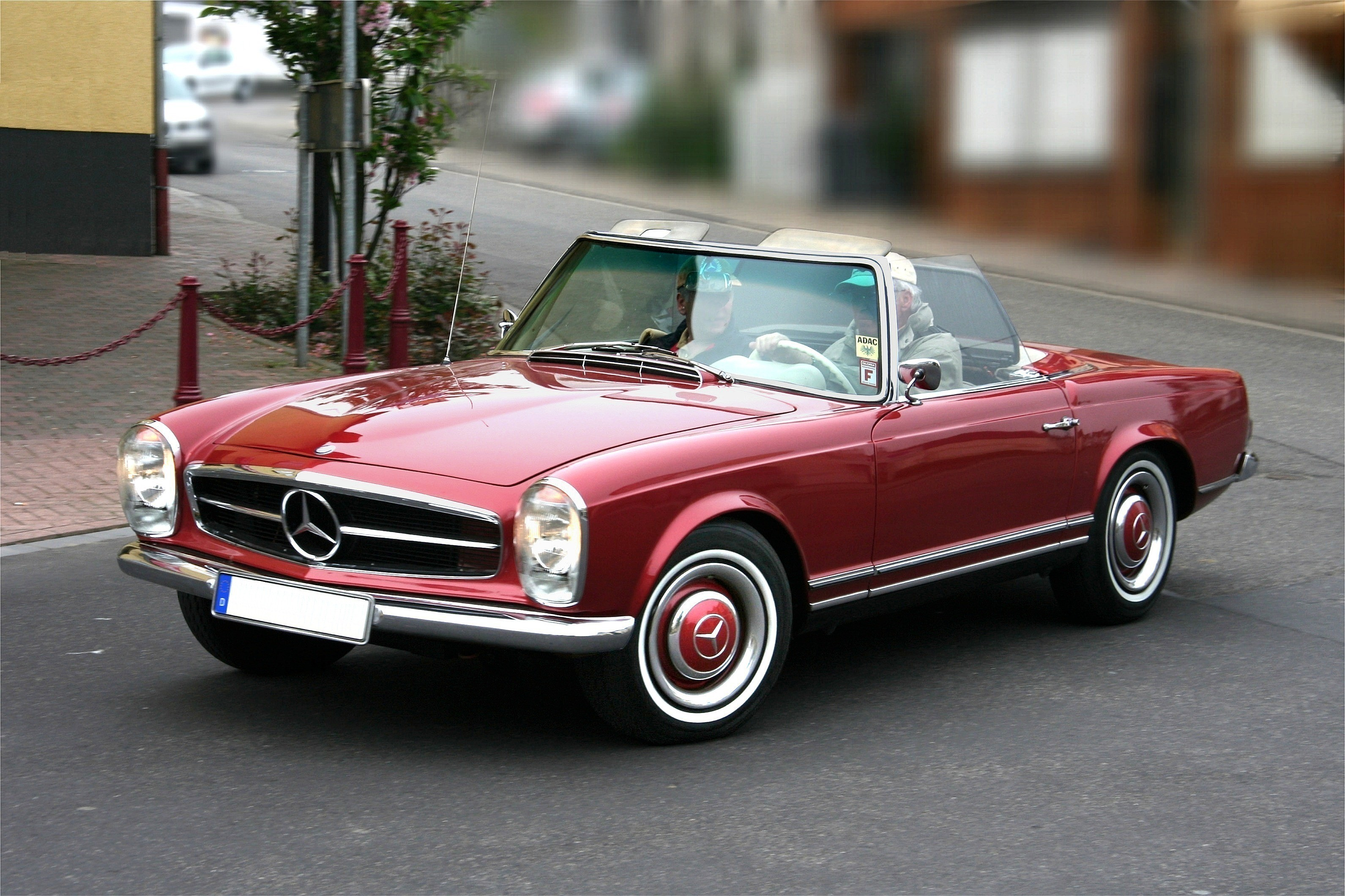 Mercedes-Benz 230 SL фото