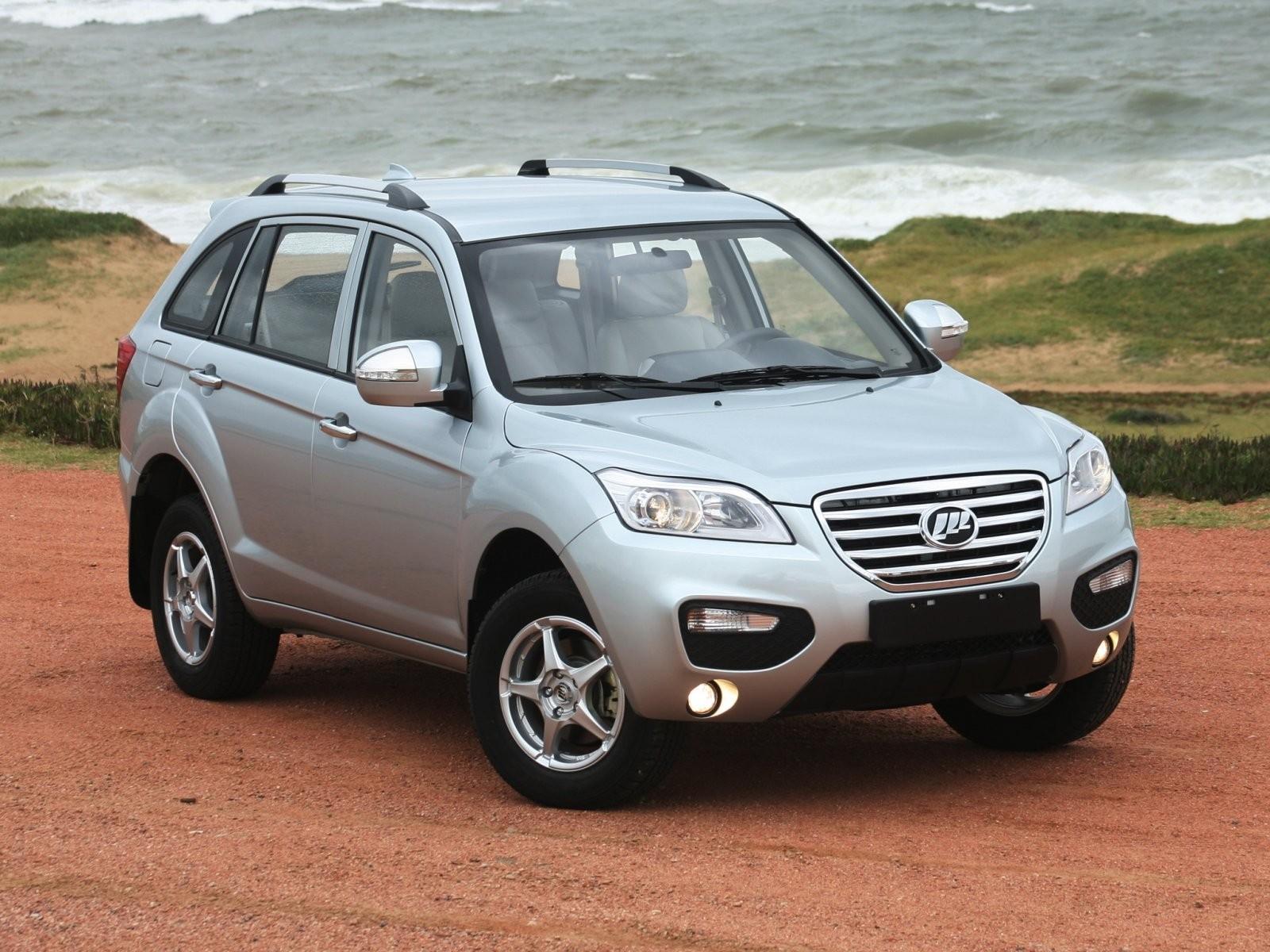 Lifan X60 фотография автомобиля