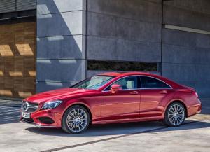 Mercedes-Benz CLS-Class фото