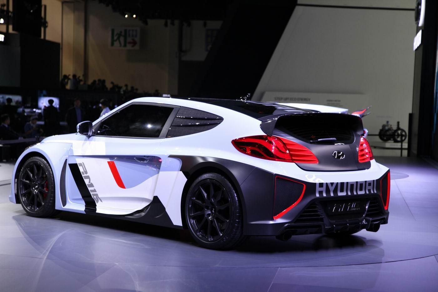 Hyundai Rm16 >> Hyundai представил среднемоторный спорткар
