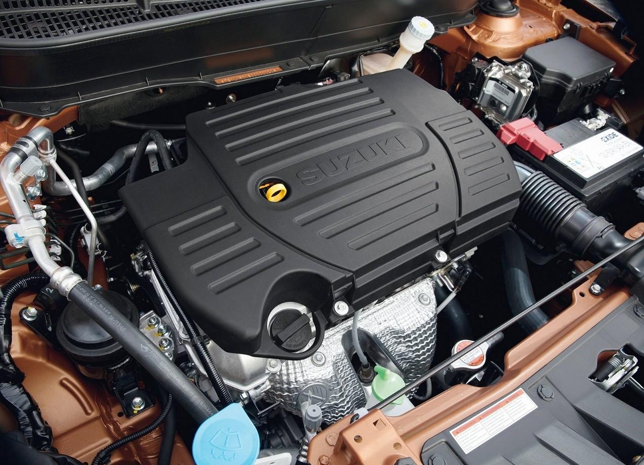 Suzuki Vitara двигатель