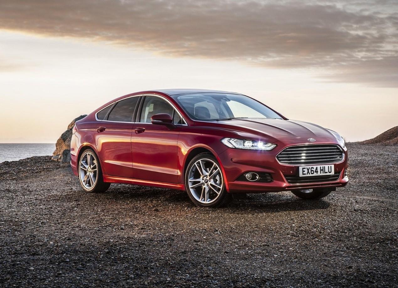 Ford Mondeo фотография